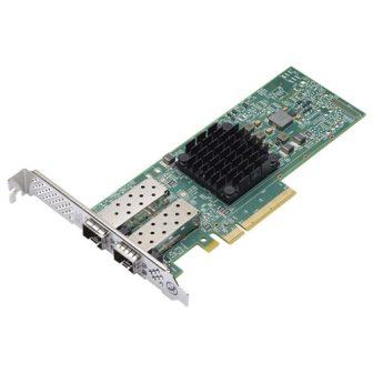 Broadcom 57414 BCM57414 2x 10/25Gb Dual Port SFP28 Network Adapter PCI-e High Profile Card Dell 0CX94X