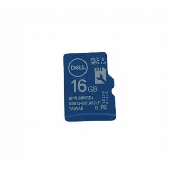 Dell 16GB vFlash SD HC Card for Gen 14 PowerEdge Servers 0MKRD44