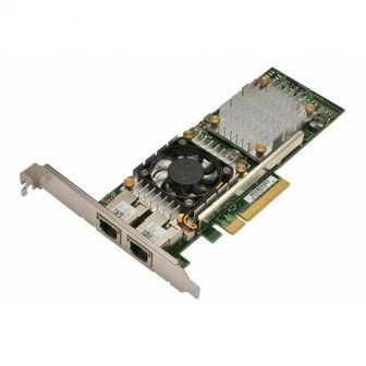 Broadcom 57810S Dual-Port 10GB RJ45 Ethernet Adapter Card High Profile PCI-e NIC Converged Network Adapter Dell 0W1GCR