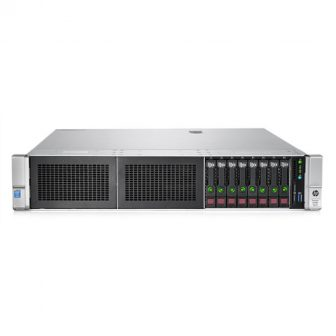 HP ProLiant DL380 Gen9 2x Xeon 12Core E5-2650v3 2,2GHz 32GB DDR4 RAM 8SFF HDD Bay 292GB SAS P440ar 2GB RAID 2x 500W PSU 2U Rack