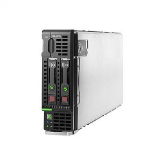 HP ProLiant BL460c Gen9 2x FCLGA2011v4 0CPU 0GB RAM 0HDD P244br 12Gbps SAS Raid HP Flexfabric 630FLB CTO Blade Server
