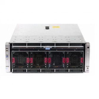 HP ProLiant DL580 Gen9 4x Intel Xeon 18Core E7-8867v4 2,4GHz 128GB DDR4 RAM 5SFF 0HDD P830i 2GB FBWC Raid Dual 10GbE 4x PSU 4U Rack