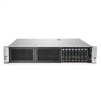 HP ProLiant DL380 Gen9 2x Xeon 6Core E5-2620v3 2,4GHz 16GB DDR4 RAM 8SFF HDD Bay 0GB HDD P440ar 2GB RAID 2x 800W PSU 2U Rack