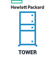 HPE Tower server