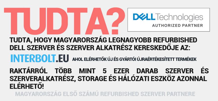 Interbolt.eu Kft Dell Termékek raktárról