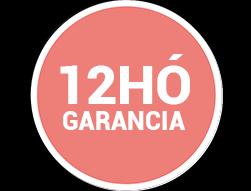 12 Hónap garancia