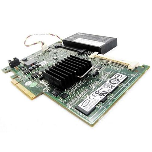 Dell Perc 6i 256MB Cache 8port SAS PCI-e RAID Battery Backup Controller 0DX481 H726F WY335 0T774H