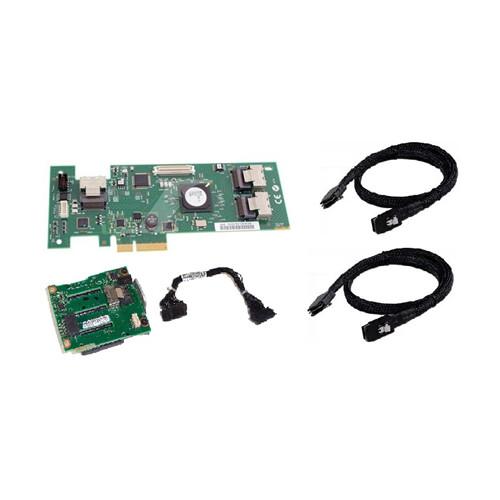 IBM System xSeries x3650 M2 M3 Hot-swap SAS SATA 4 Pack HDD Enablement Option 59Y3057 IBM HDD Bay bővítés