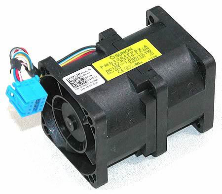 Dell PowerEdge R410 R610 Hot Plug Fan Module Dell PN 0WW2YY WW2YY KVVP3 Hűtőventilátor