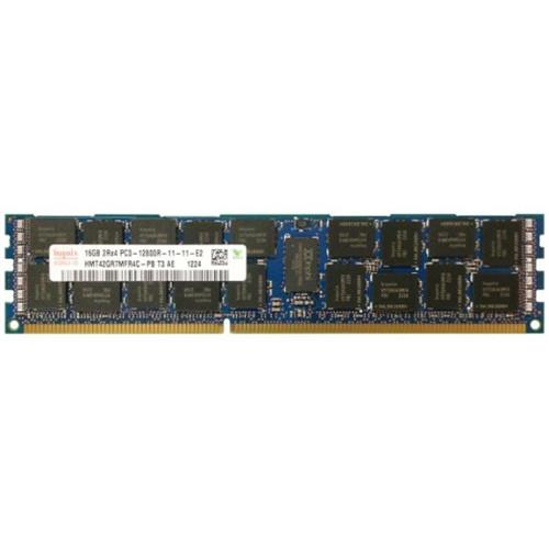 16GB DDR3 PC3 12800R 1600MHz 2Rx4 ECC RDIMM RAM HMT42GR7MFR4C-PB HP 672612-081