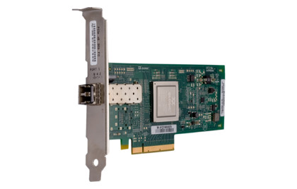QLogic QLE2560 8Gbps PCI-e Single Port Fibre Channel HBA Host Bus Adapter Card HP AK344-63002 HP 489190-001 584776-001