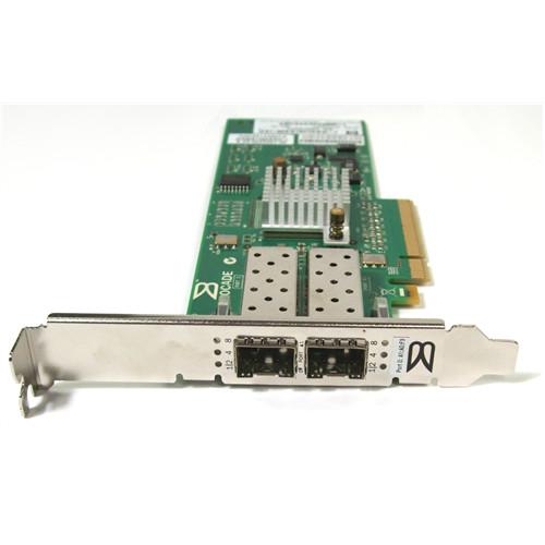 Brocade 82B 8Gbps PCI-e Dual Port Fibre Channel HBA Host Bus Adapter Card HP 571521-001 AP770-60001